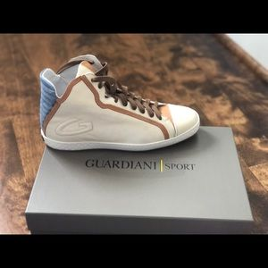 Guardiani high top sneakers - Brand New